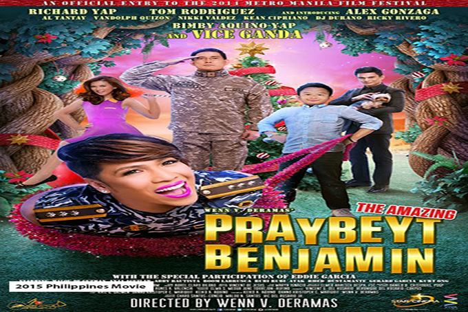The Amazing Praybeyt Benjamin [2014 Philippines Movie]