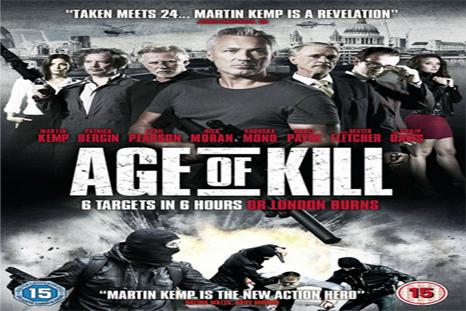 Age of Kill [2015 UK Movie]