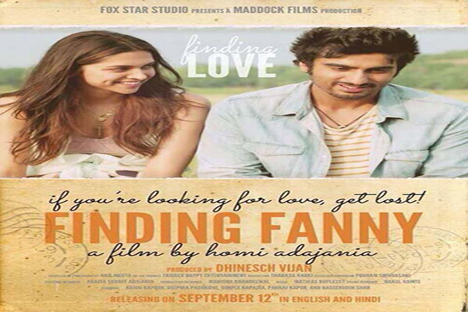 Finding Fanny [2014 India Movie]