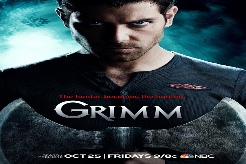 Grimm SEASON 4 Complete [2015 USA Series]