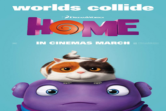 Home [2015 USA Movie]