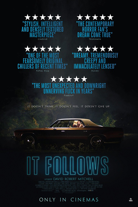 It Follows [2015 USA Movie]