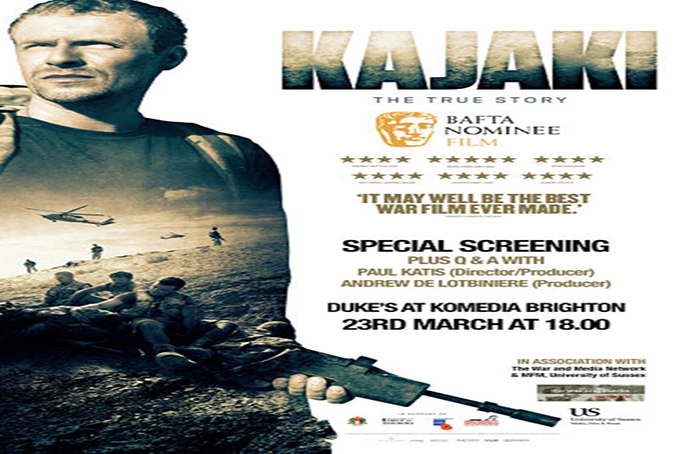 Kajaki [2015 UK & Jordan Movie]