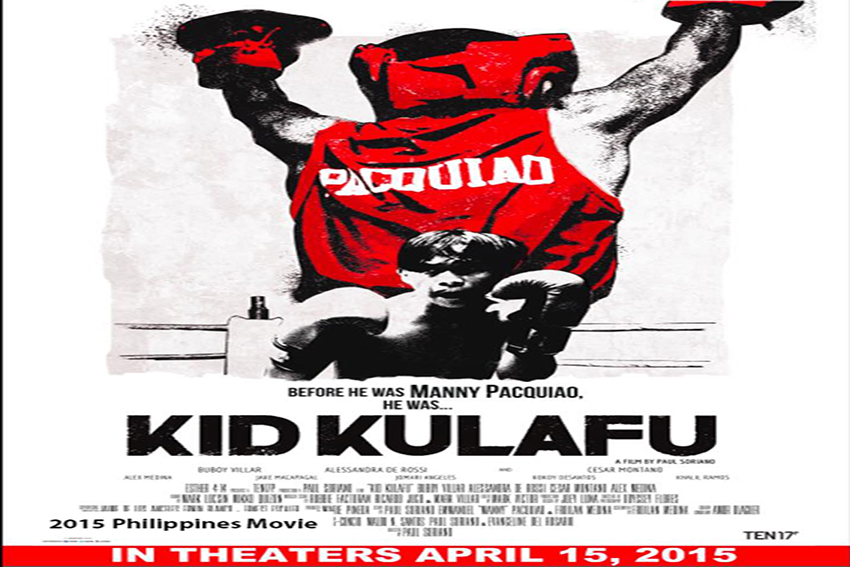 Kid Kulafu [2015 Philippines Movie]