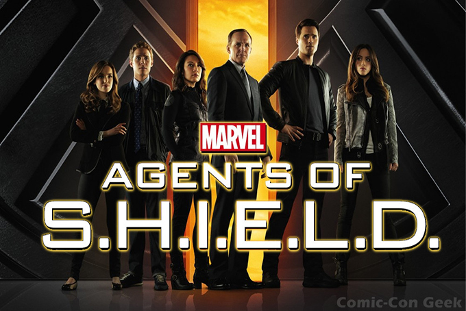 Marvels Agent of Shield SEASON 2 Complete [2015 USA Series]