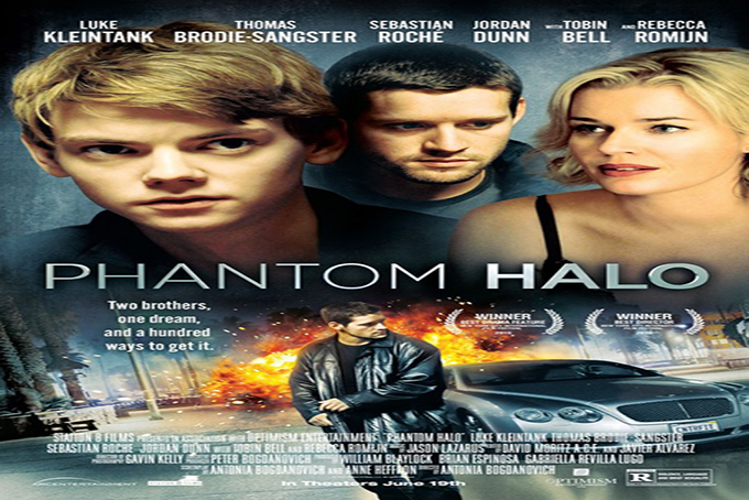 Phantom Halo [2015 USA Movie]