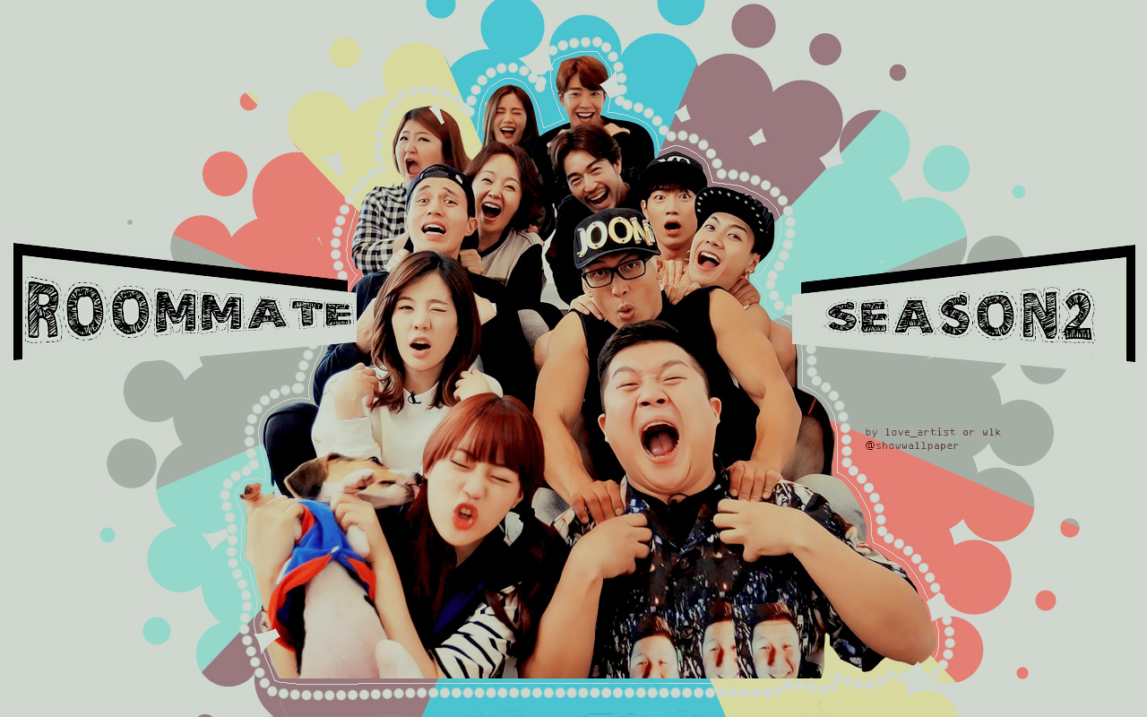 Roommate SEASON 2 [2015 Korea Series]