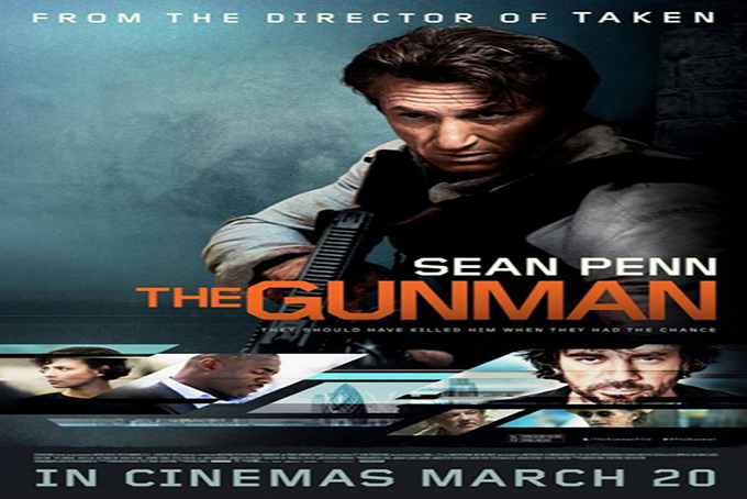 The Gunman [2015 USA, Spain, UK & France Movie]