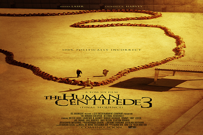 The Human Centipede 3 [2015 USA Movie]