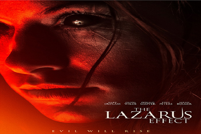 The Lazarus Effect [2015 USA Movie]