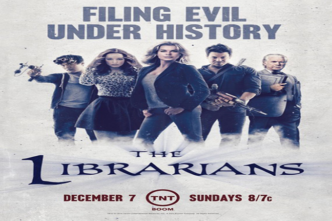 The Librarians SEASON 1 Complete [2015 USA Series]