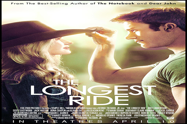 The Longest Ride [2015 USA Movie]