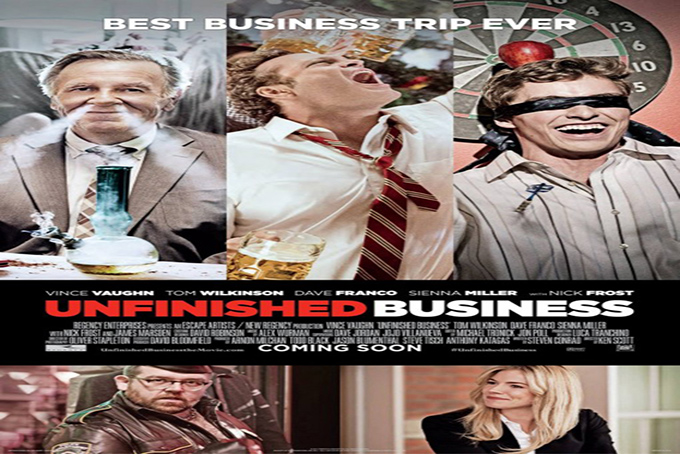 Unfinished Business [2015 USA Movie]