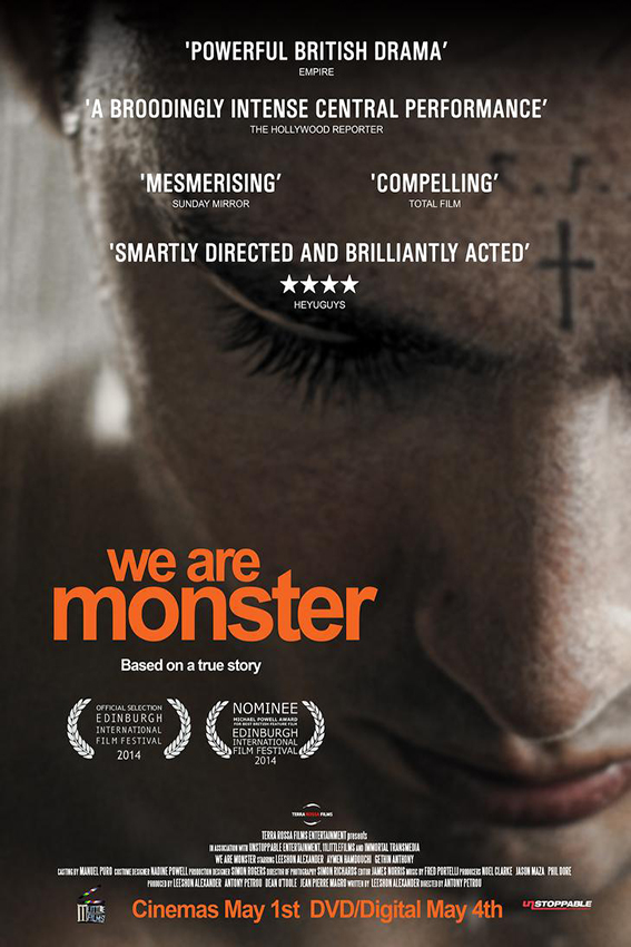 We Are Monster [2015 UK Movie]