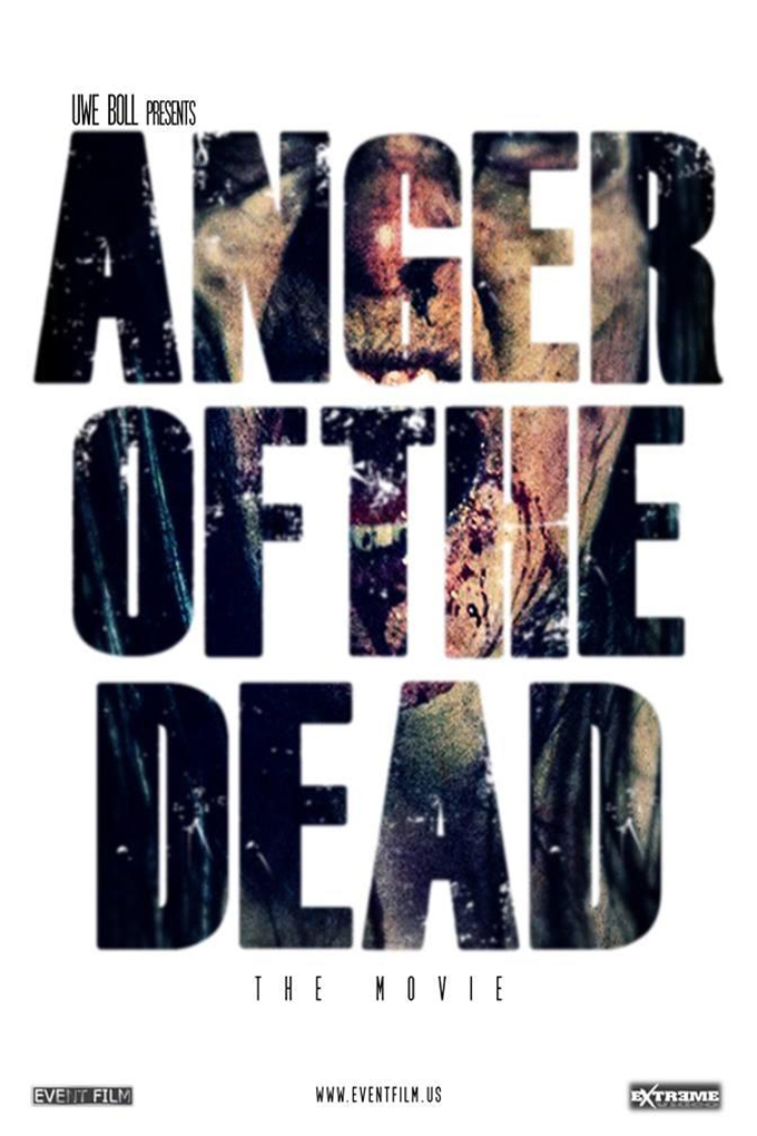 Anger of the Dead [2015 Italy & Canada Movie]