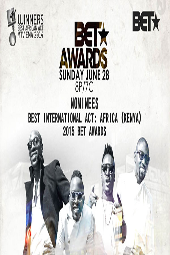 BET Awards 2015 [2015 USA Show]