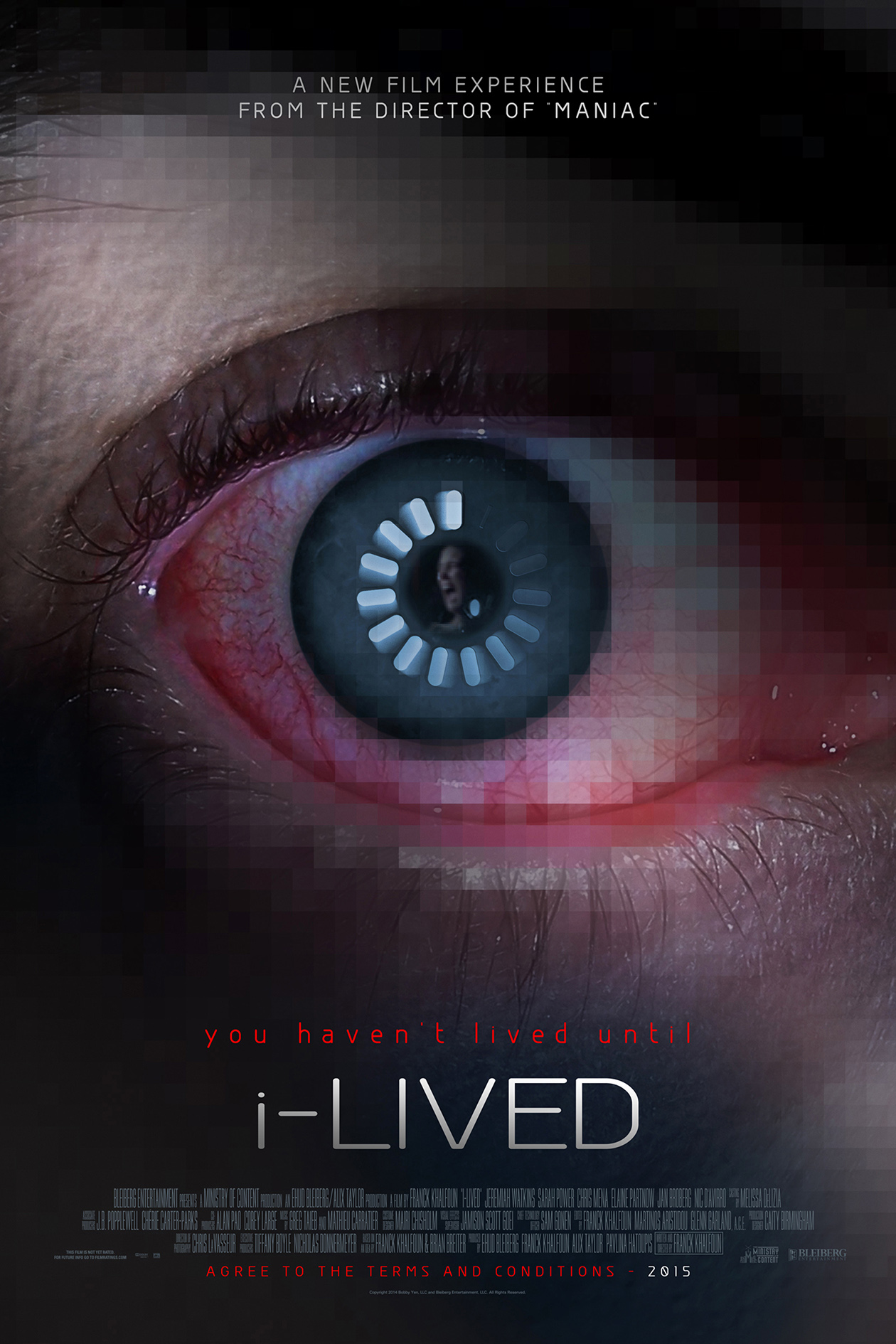I Lived [2015 USA Movie]