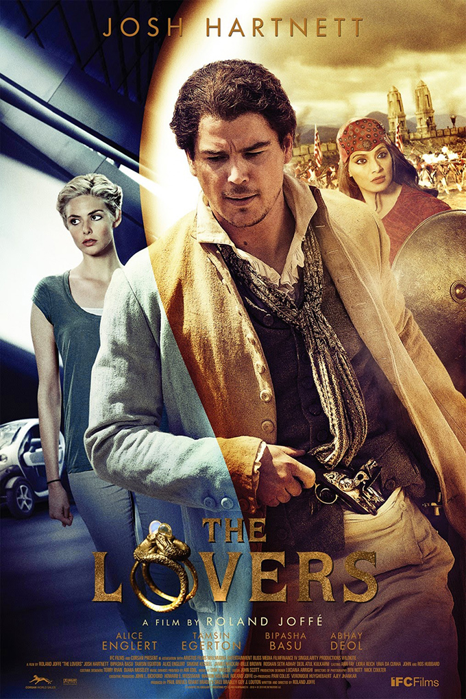 The Lovers [2015 Belgium, India & Australia Movie]
