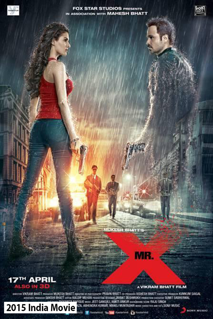 Mr X [2015 India Movie]