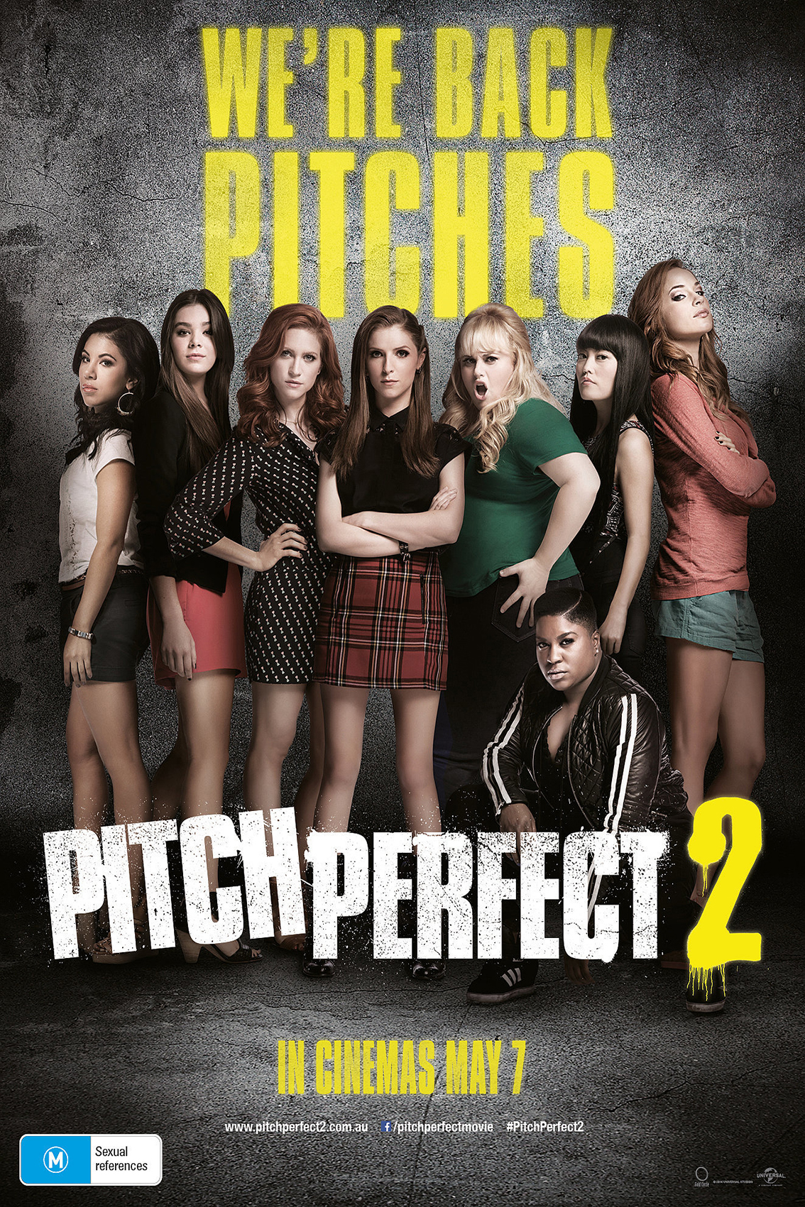 Pitch Perfect 2 [2015 USA Movie]