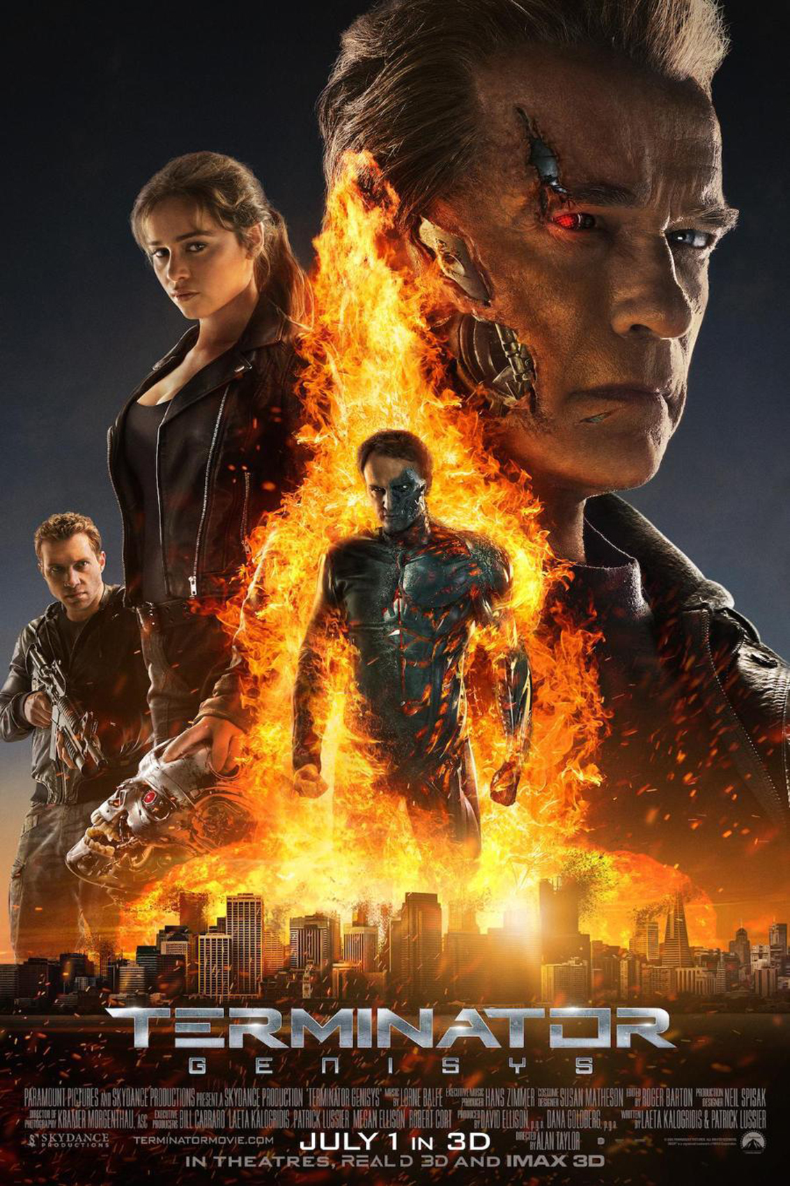 Terminator Genisys [2015 USA Movie]
