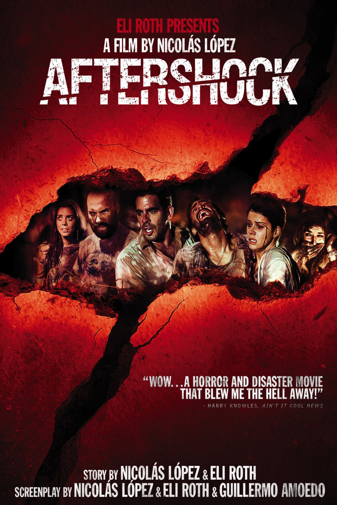 Aftershock [2012 USA & Chile Movie]