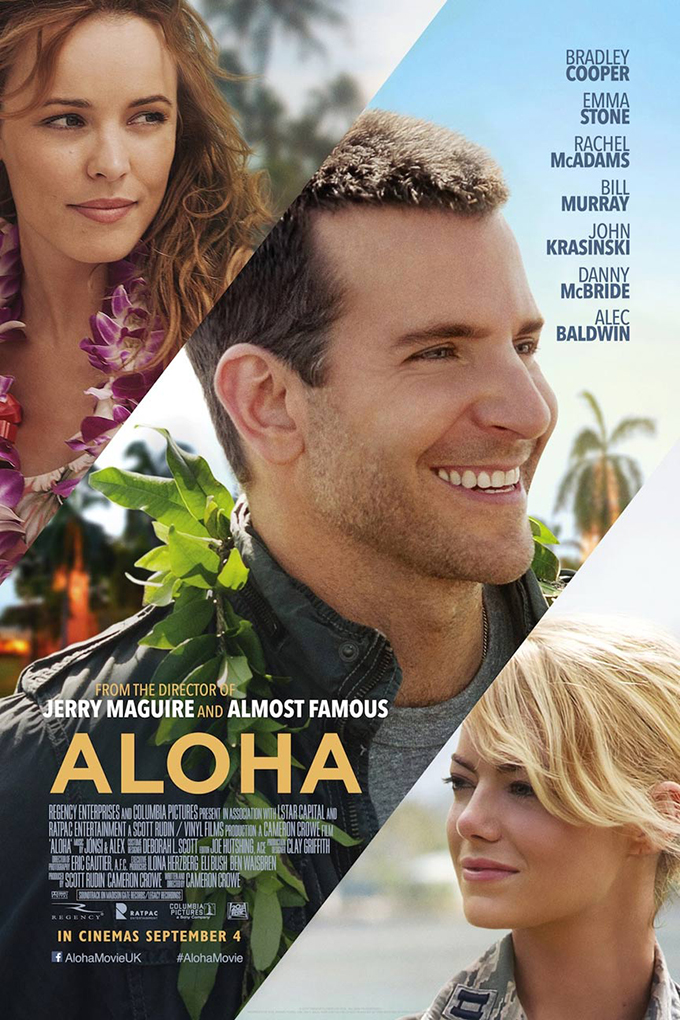 Aloha [2015 USA Movie]