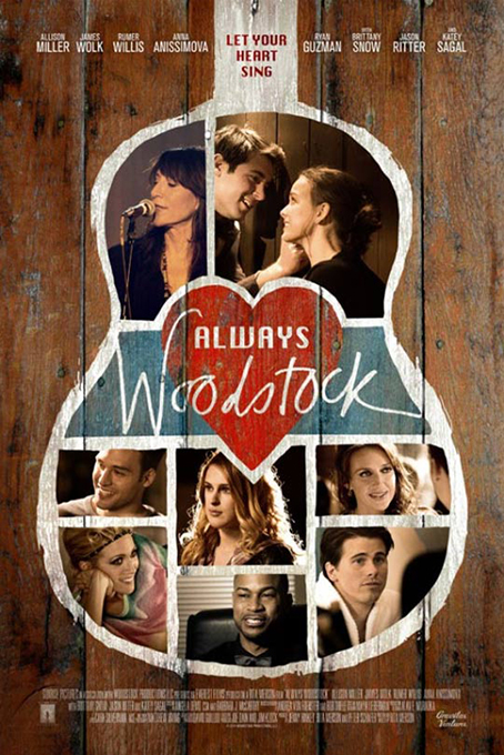 Always Woodstock [2015 USA Movie]