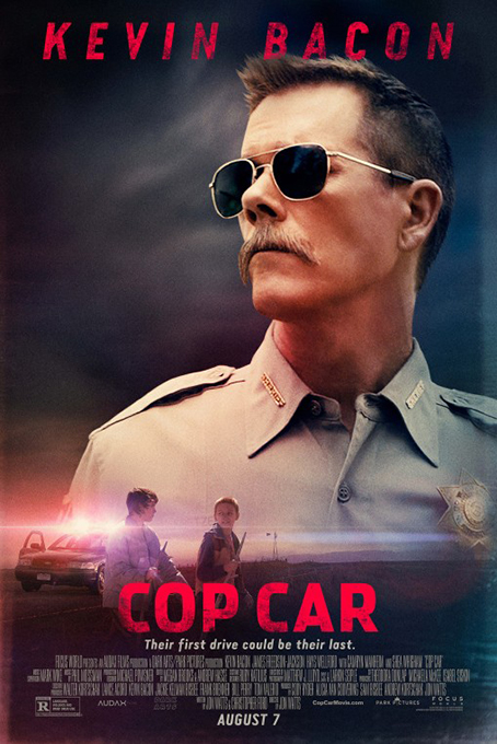 Cop Car [2015 USA Movie]