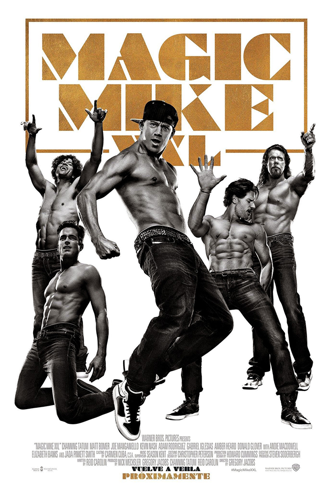 Magic Mike XXL [2015 USA Movie]