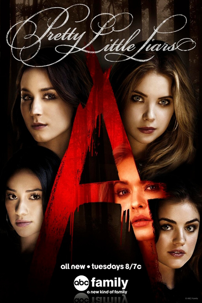 Pretty Little Liars SEASON 5 Complete [2010 – Currrent USA Series]