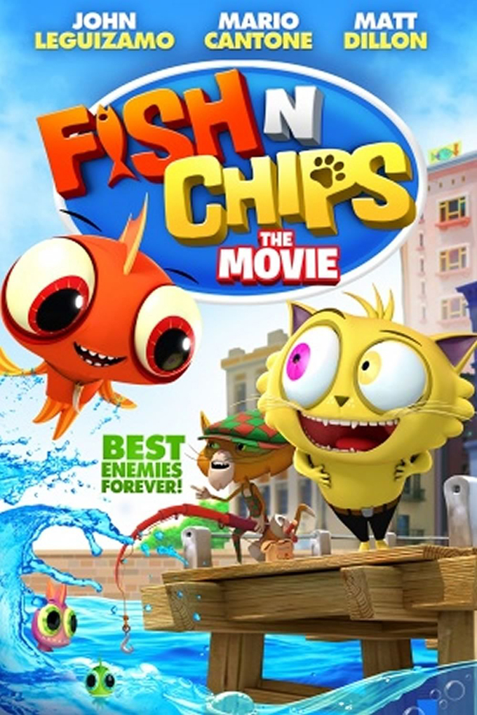 Fish N Chips The Movie [2013 Canada Movie]