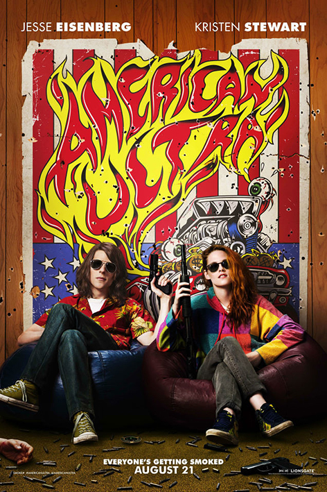 American Ultra [2015 USA Movie]