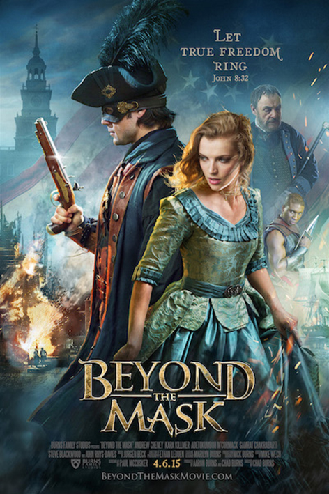 Beyond the Mask [2015 USA Movie]