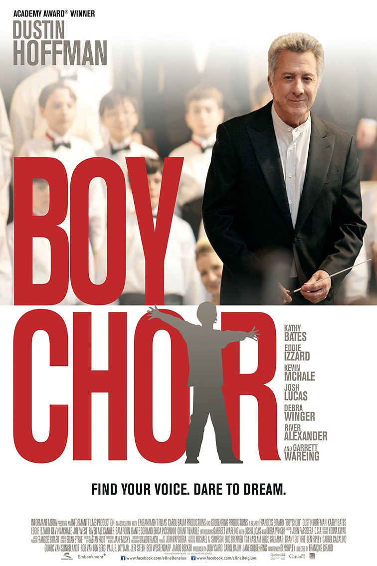 Boychoir [2015 USA & Netherlands Movie]