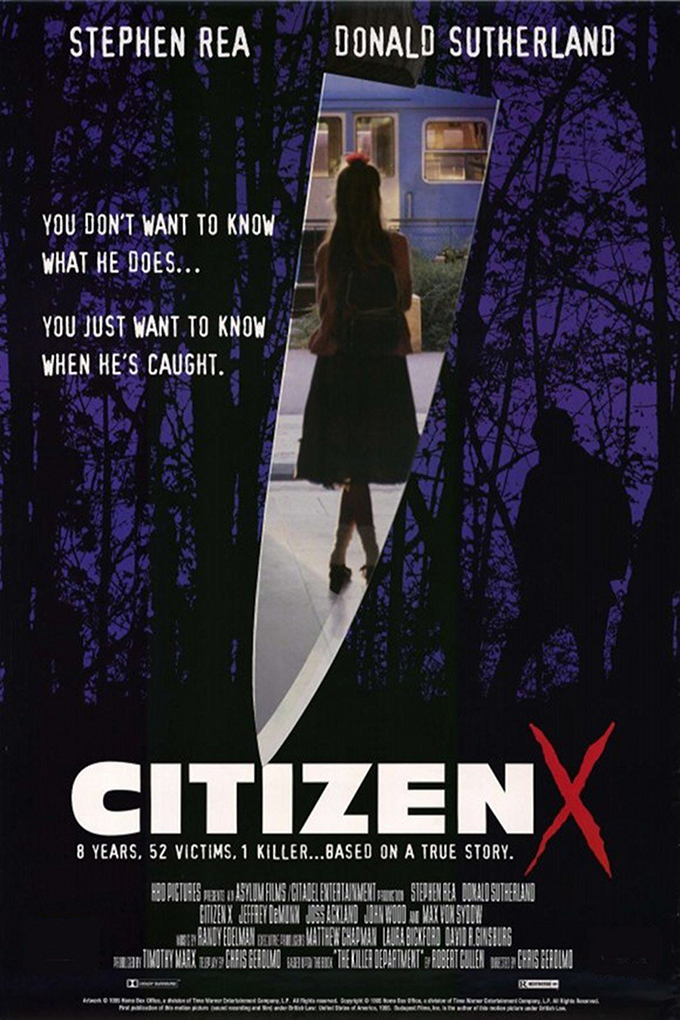 Citizen X 1995 [USA & Hungary Movie]