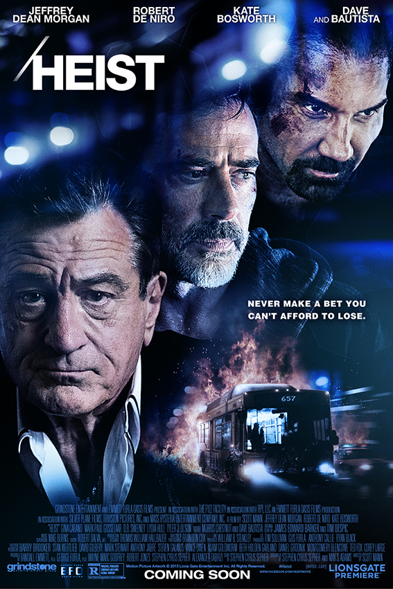 Heist [2015 USA Movie]