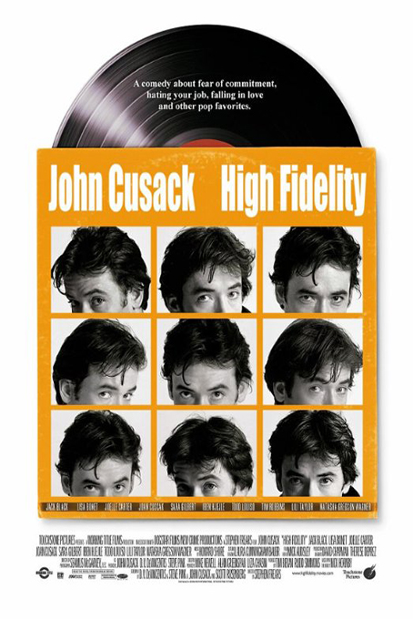 High Fidelity [2000 USA & UK Movie]