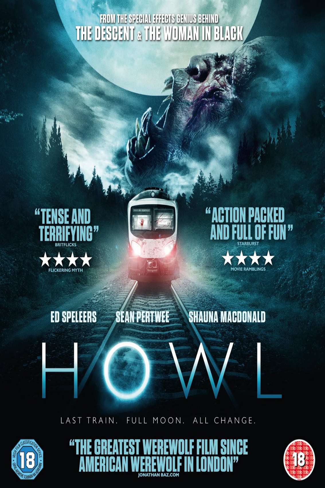Howl [2015 UK Movie]