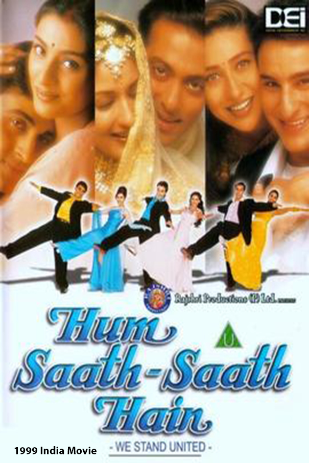 Hum Saath Saath Hain [1999 India Movie]