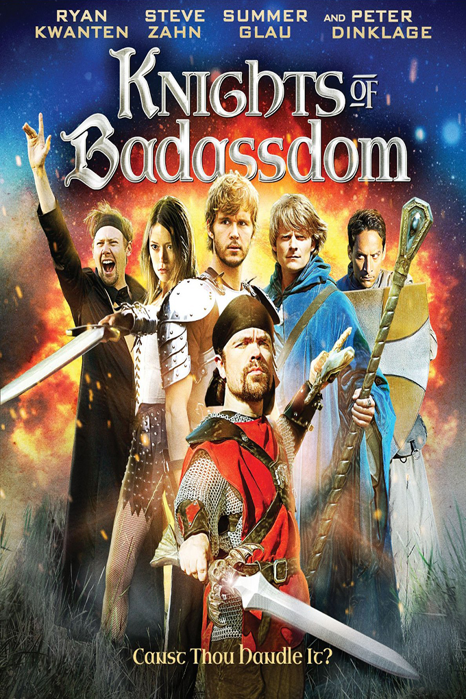 Knights of Badassdom [2014 USA Movie]