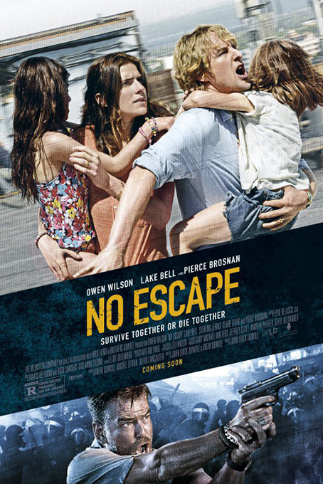 No Escape [2015 USA Movie]