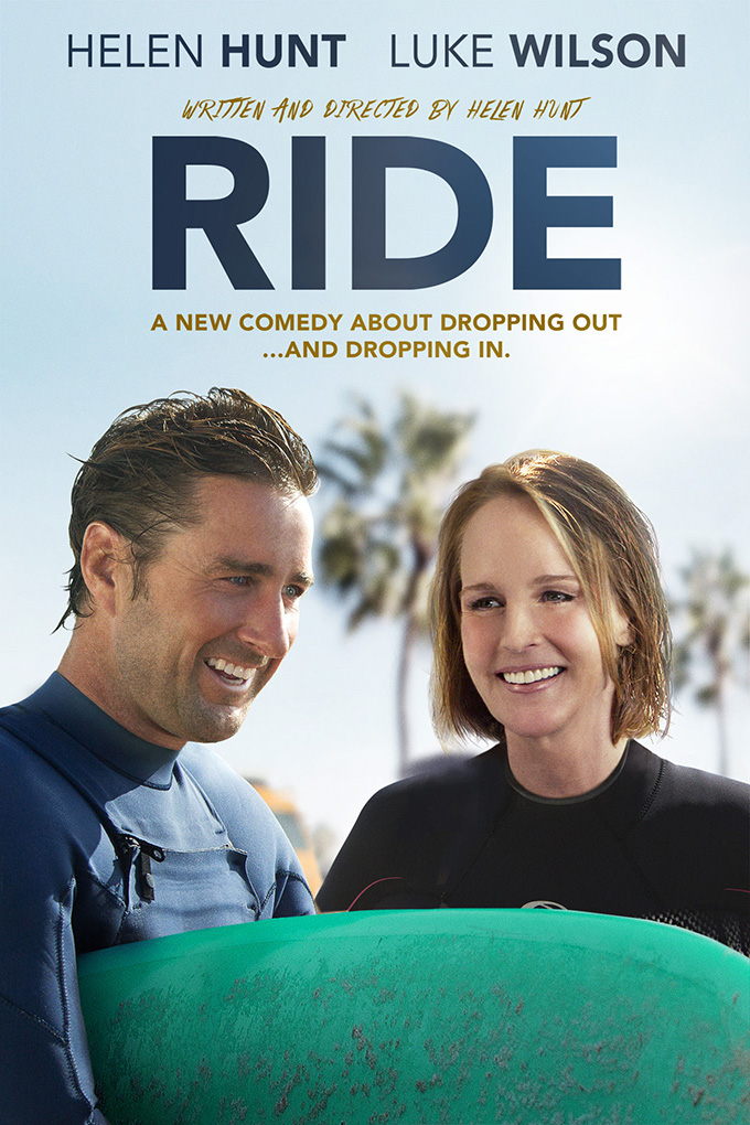 Ride [2015 USA Movie]