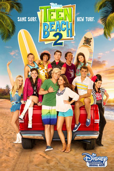 Teen Beach Movie 2 [2015 USA Movie]
