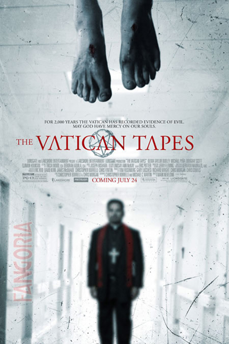 The Vatican Tapes [2015 USA Movie]