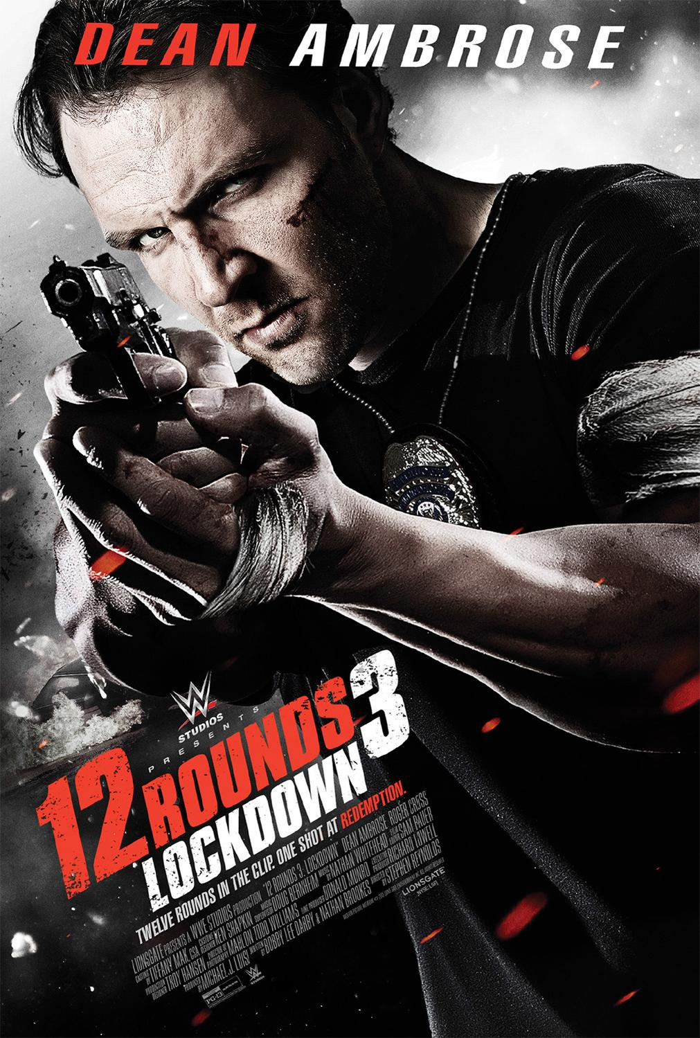 12 Rounds 3 Lockdown [2015 USA Movie Action, Crime, Thriller]