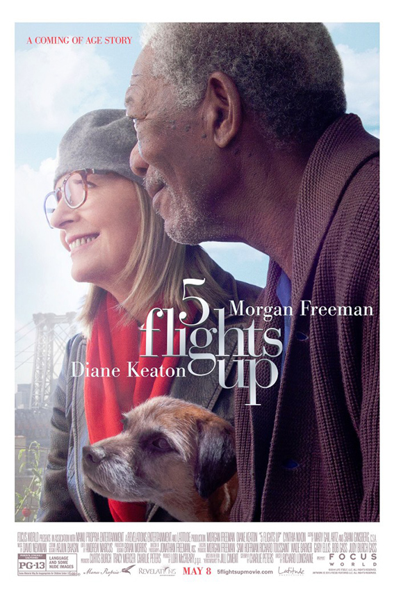 5 Flights Up [2015 USA Movie]