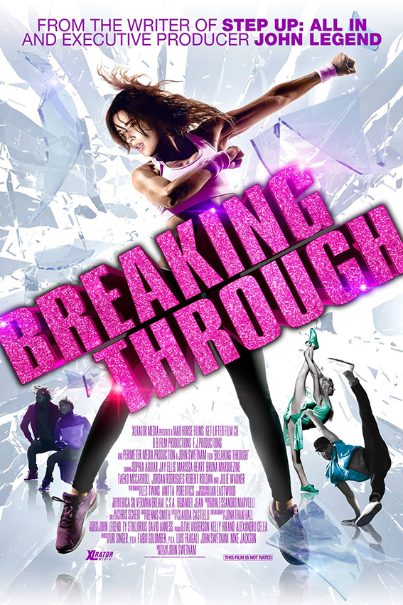 Breaking Through [2015 USA Movie]