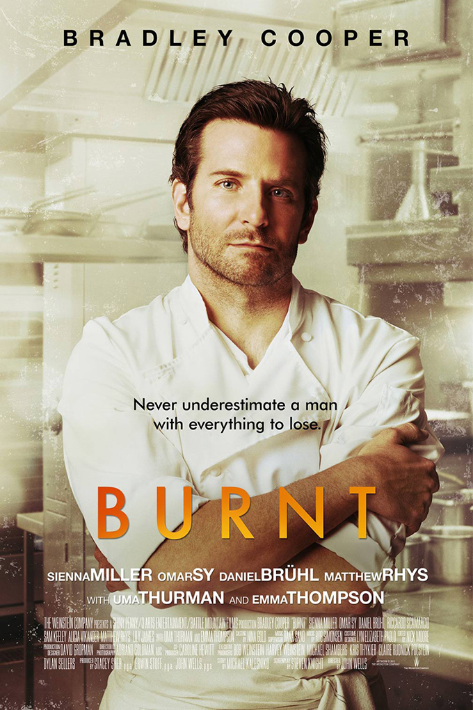 Burnt [2015 USA Movie]