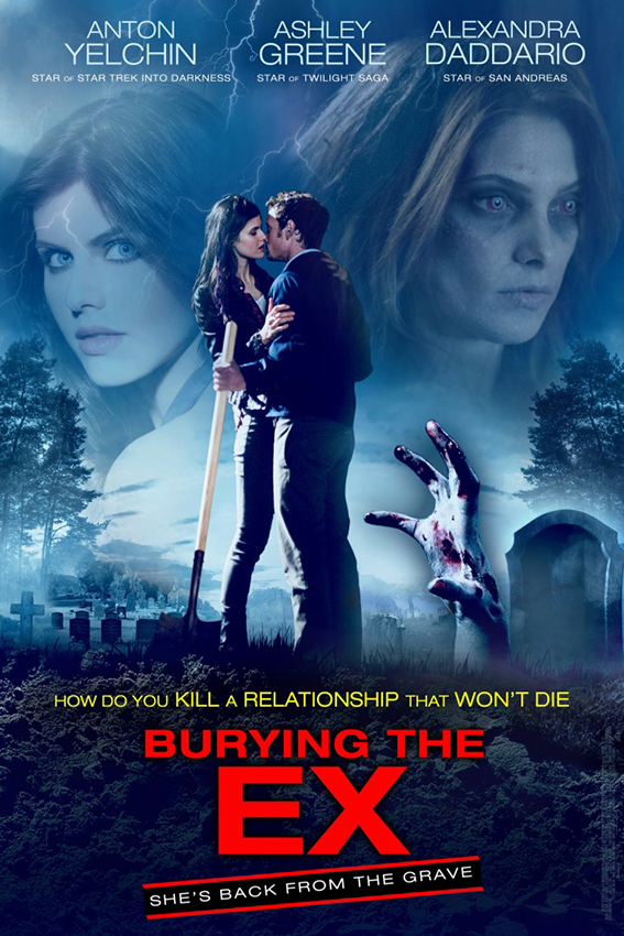 Burying The Ex [2015 USA Movie]